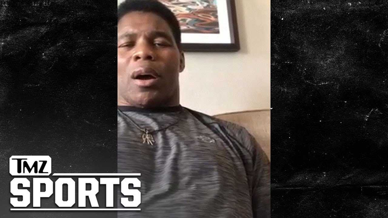 Herschel Walker Excited To Be On Donald Trump's Fitness Council