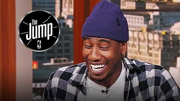 Iman Shumpert Talks About Why Cavs Struggling Against Pacers | The Jump