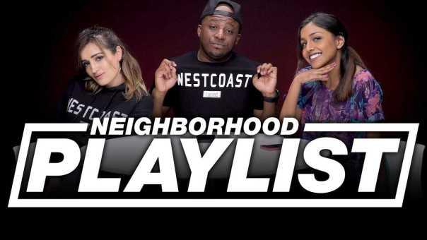 J  Cole vs Bas vs Juice WRLD | Neighborhood Playlist