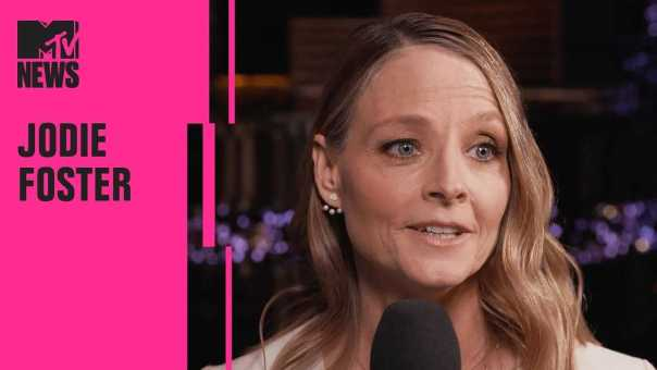 Jodie Foster on Acting in 'Hotel Artemis' | CinemaCon | MTV News