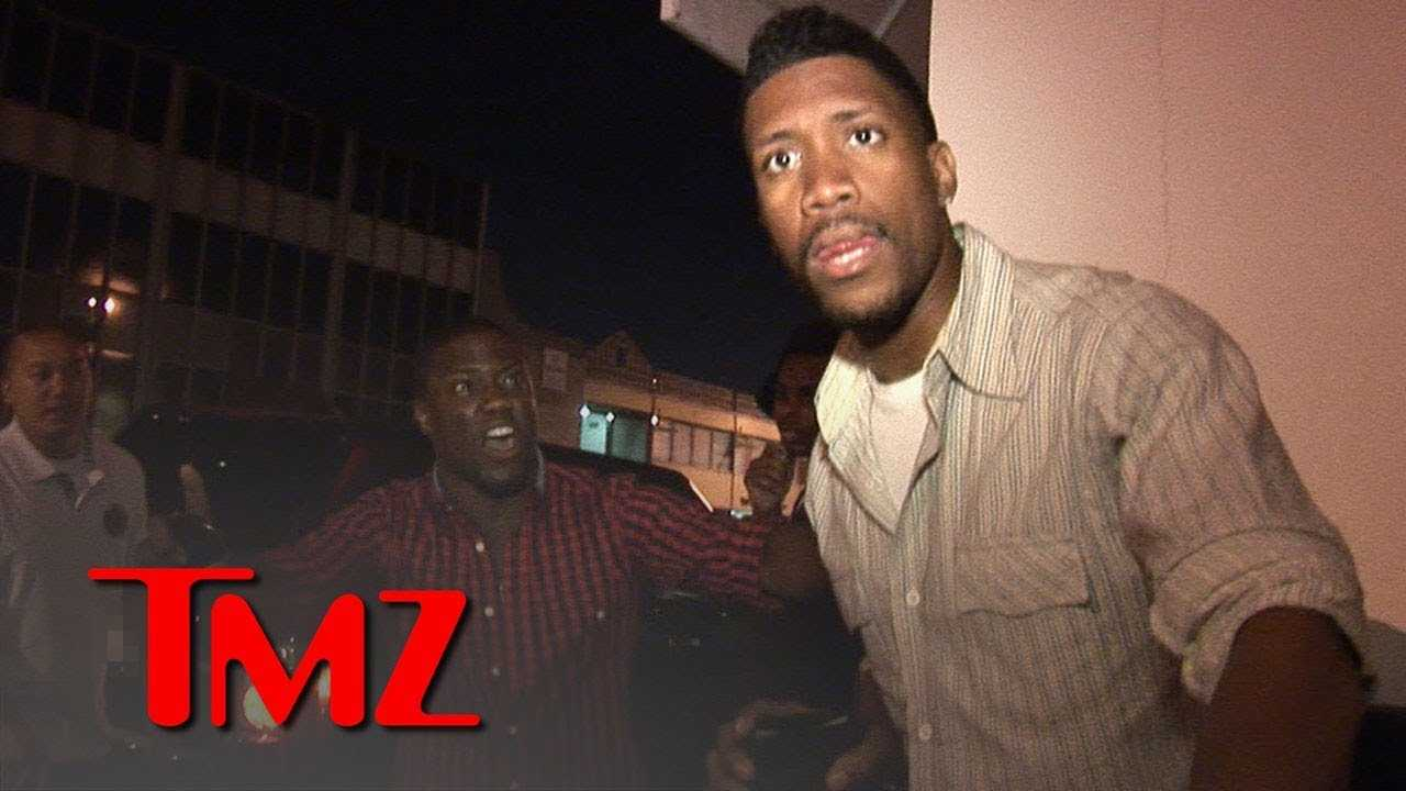 Kevin Hart Once Left Alleged Extortionist JT Jackson in the Dust   TMZ