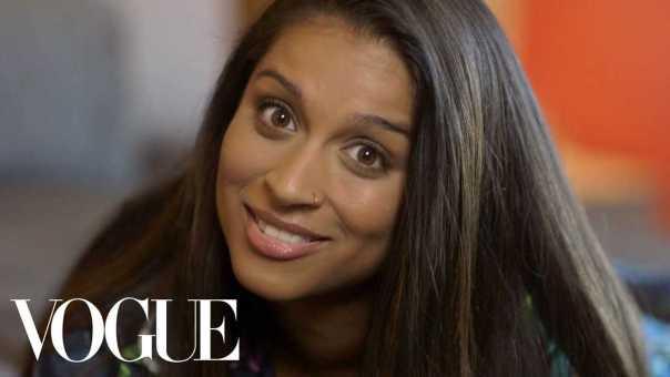 Lilly Singh's Social Media Dating Life   Sad Hot Girls   Vogue