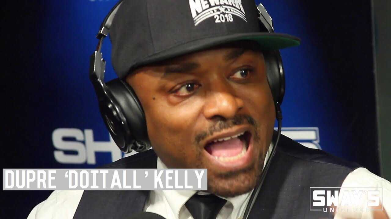 Lords Of The Underground Member Dupré 'DoItAll' Kelly is Running For City Council of Newark, NJ
