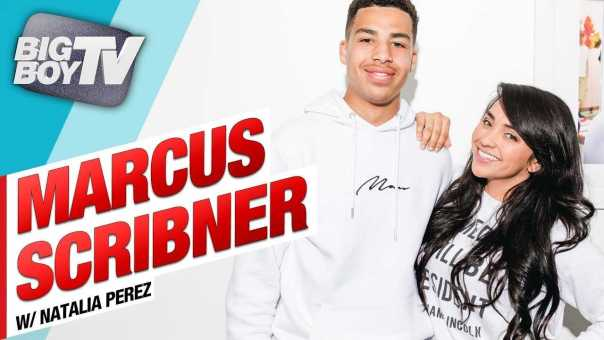 Marcus Scribner Talks Black-ish, Learning How to Drive & Who's His Favorite Cast Member!