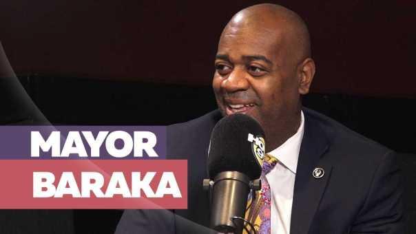 Mayor Ras Baraka On Being On Lauryn Hill's Album, Funk Flex & Newark's Growth