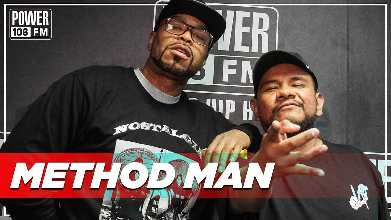 Method Man - Learning From Run-DMC, Kanye's Mental Health, Skipping the Strip Club and more!
