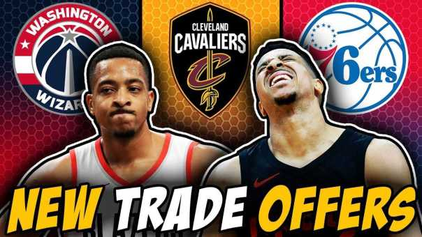 NEW Trade Offers For CJ McCollum