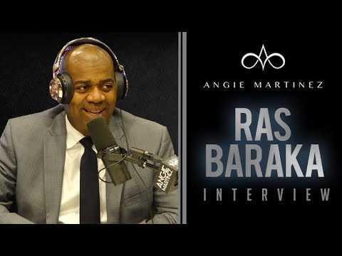 Newark Mayor Ras Baraka Talks Re-election + Differences Between Obama & Trump Political Agendas