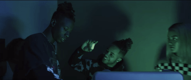 "POWERS PLEASANT FEAT. JOEY BADA$$ x A$AP FERG | ""PULL UP"" [MUSIC VIDEO]"