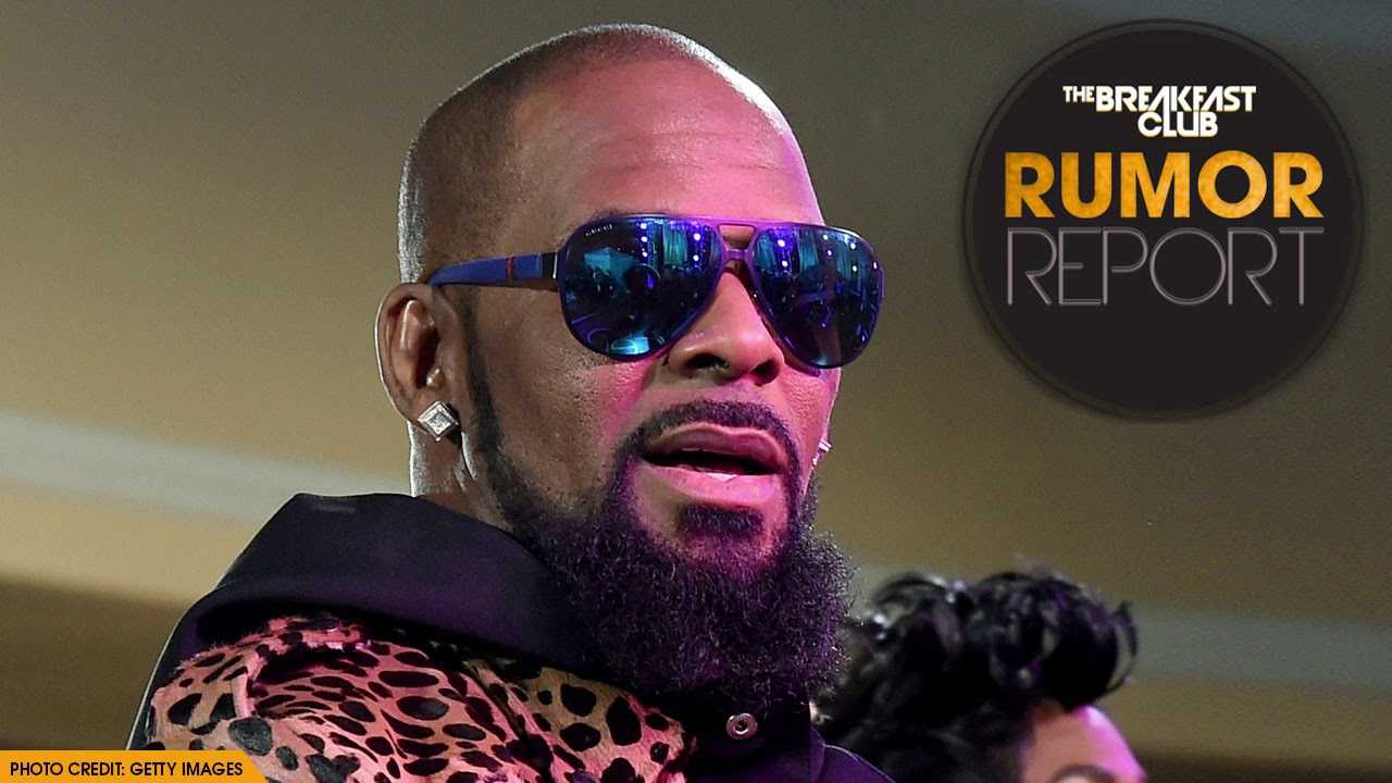 R. Kelly's Sex Cult Will Be Subject of Lifetime Documentary