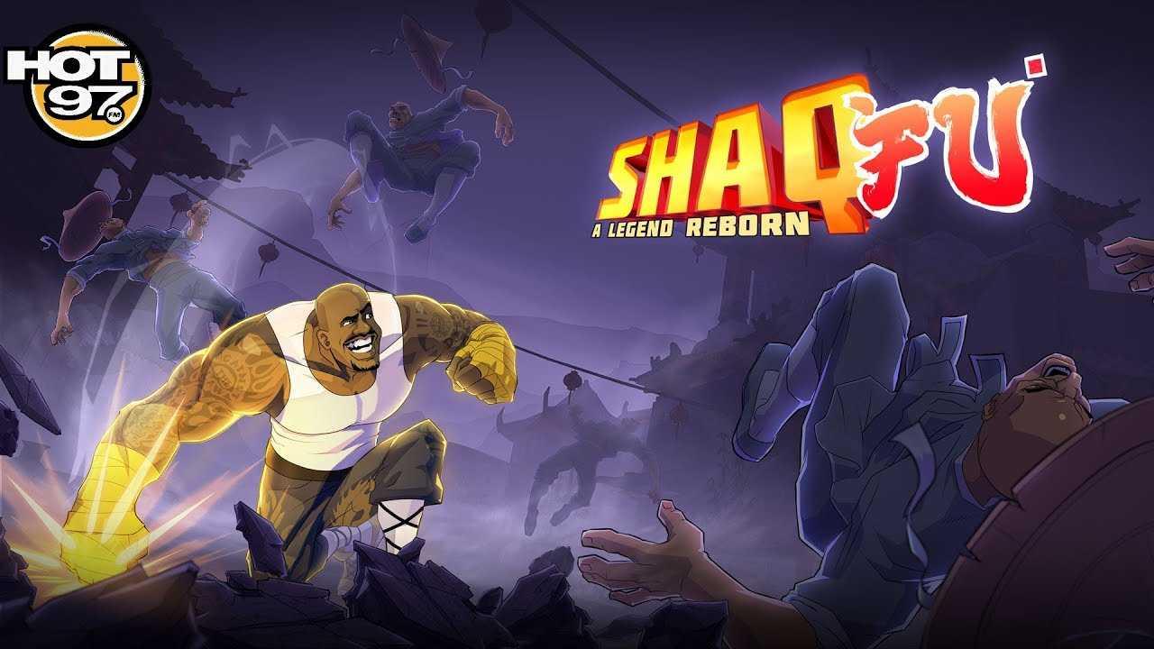 Shaq Fu 2 A Legend Reborn Exclusive Gameplay Interview [We Got Game]