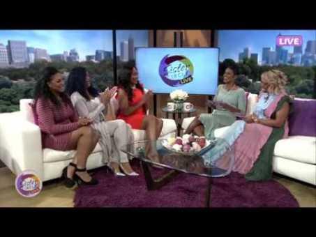 Sister Circle Live | Trina, Traci & Towanda Braxton