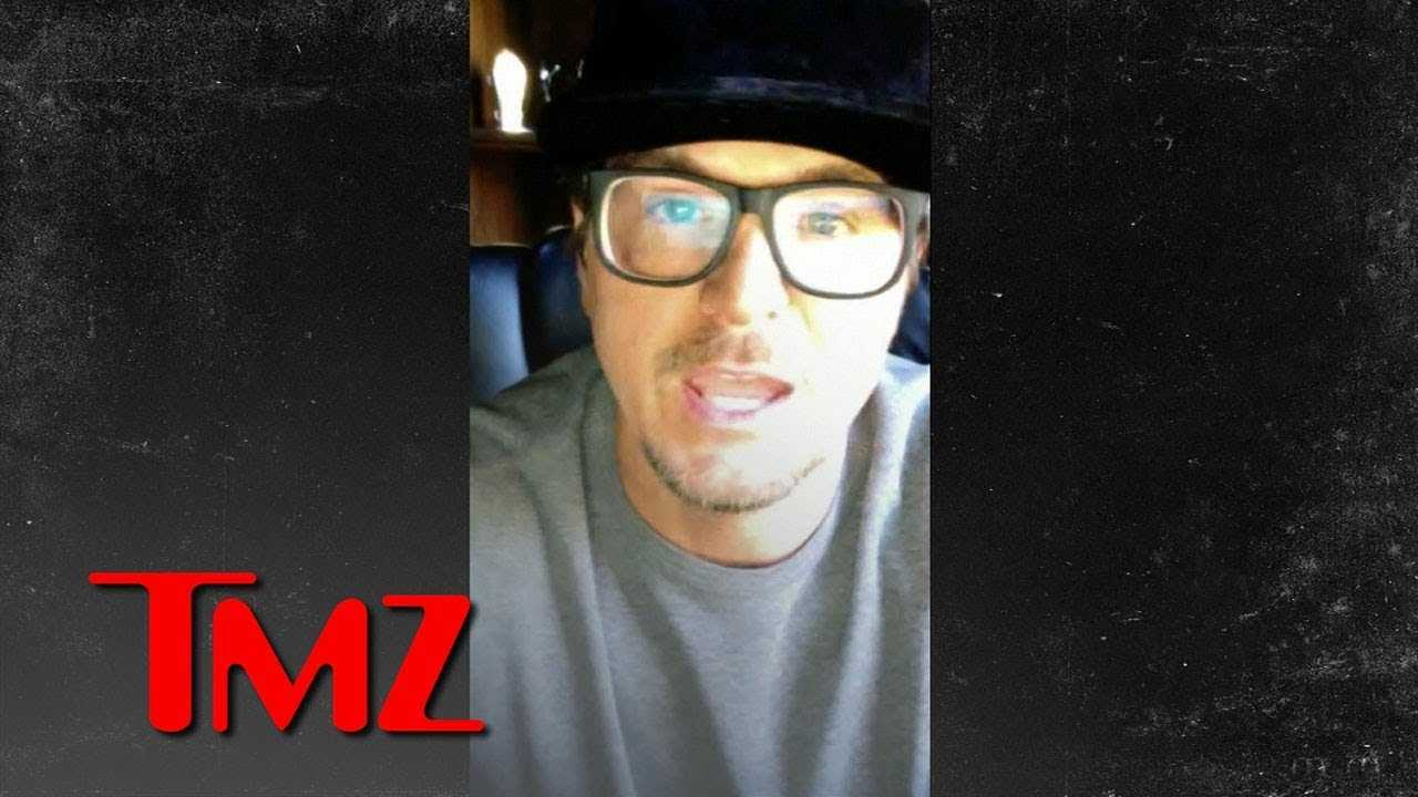 Zak Bagans Explains Why He Paid $28k for Naked Donald Trump Statue | TMZ