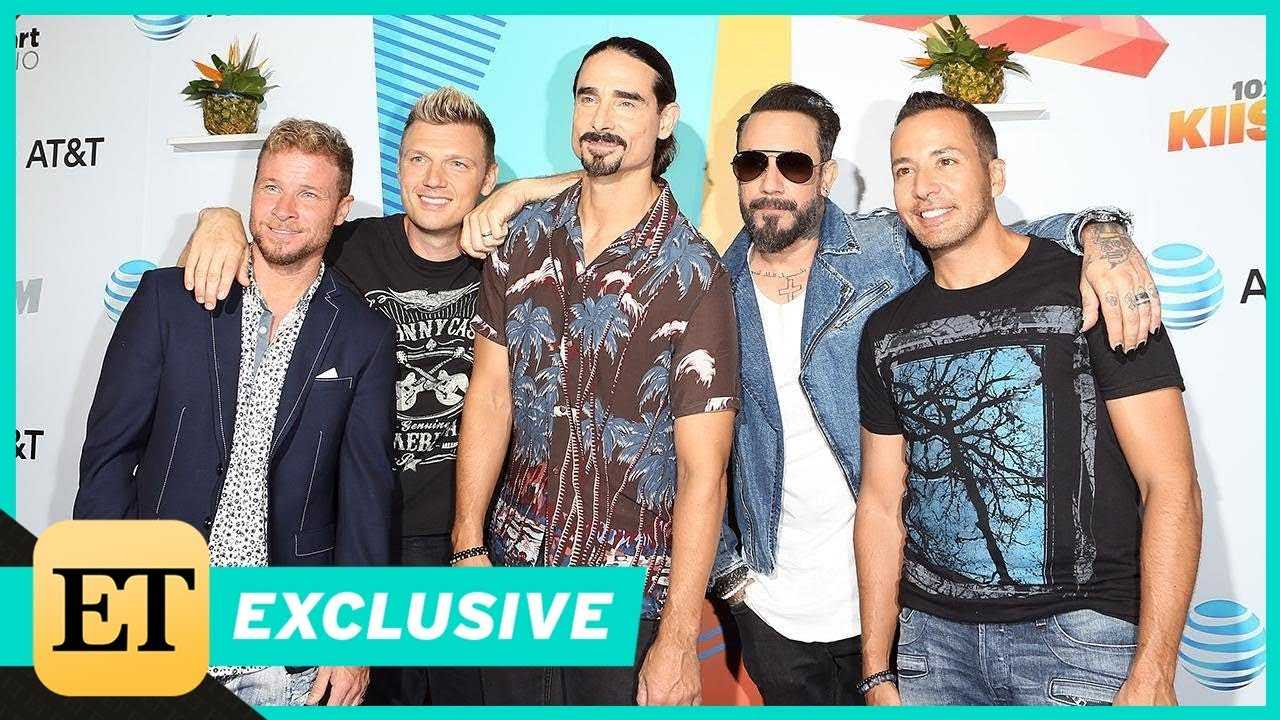 Backstreet Boys React to Chrissy Teigen Questioning 'I Want It That Way' (Exclusive)