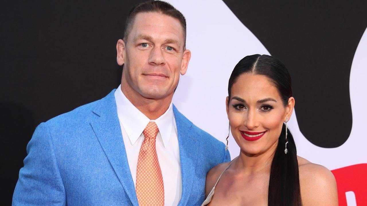 John Cena and Nikki Bella 'Not Officially Back Together' Yet, Source Says