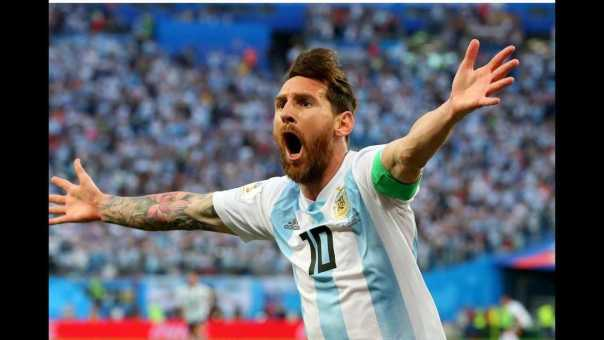MESSI MAGIC Gave Argentina Hope, Last Minute ROJO Goal Saved Them