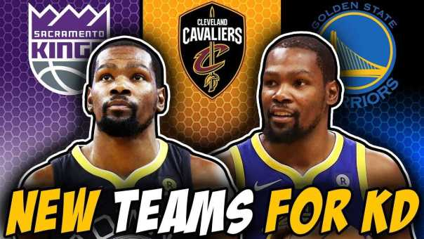 NEW Teams For Kevin Durant To Join