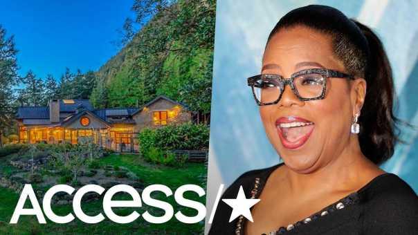 Oprah Winfrey Buys  Million Pacific Northwest Estate | Access