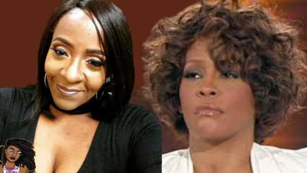 Tina Brown Regrets Taking Picture Of Whitney Houston's Bathroom   Claims It was Both Of Their Ideas
