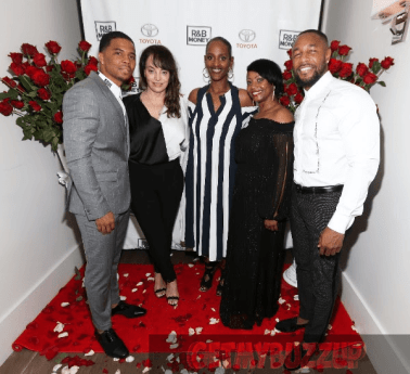 J. Valentine, Juliette Jones, Ethiopia Habtermariam, LaTanya Newt, and Tank