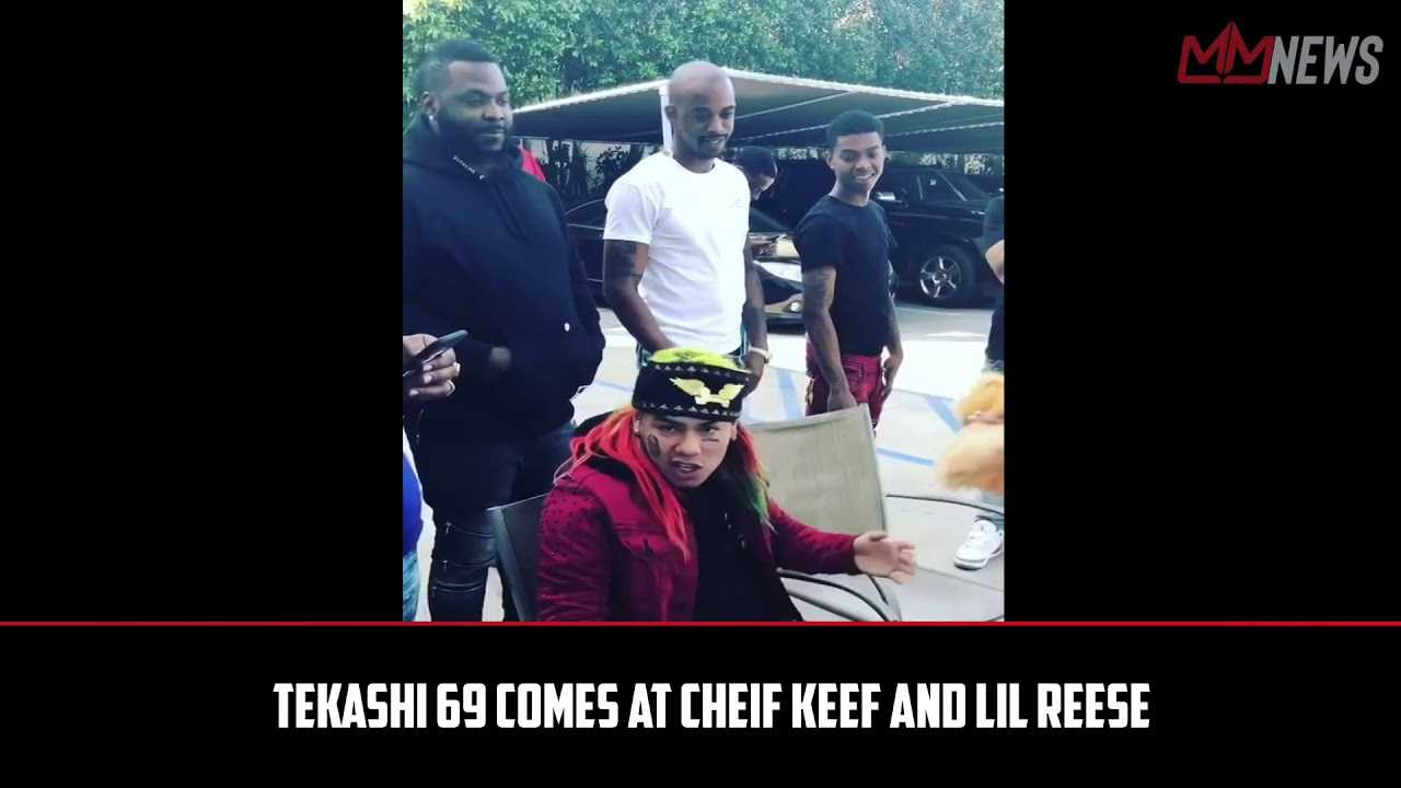Who handles beef better Tekashi 69 or Lil Uzi Vert [My Mixtapez News]
