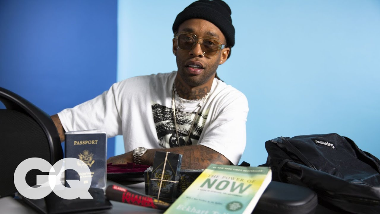 10 Things Ty Dolla $ign Can't Live Without | GQ