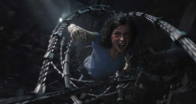 ALITA: BATTLE ANGEL | Global Trailer Debut via Live Q&A with James Cameron, Robert Rodriguez, Jon Landau, and Rosa Salazar! #Alita [Movie Trailer]