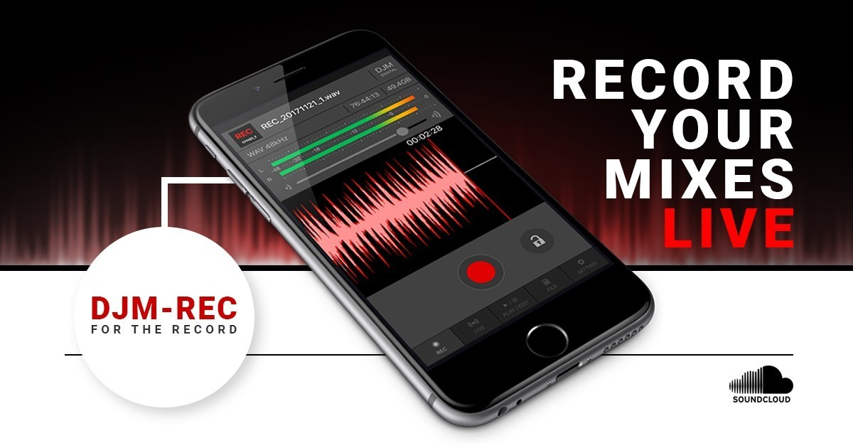 Pioneer DJ's Recording App Integration [Music News]