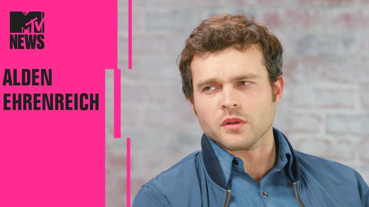Alden Ehrenreich on 'Solo' & [SPOILER]'s Cameo Appearance (FULL INTERVIEW) | MTV News