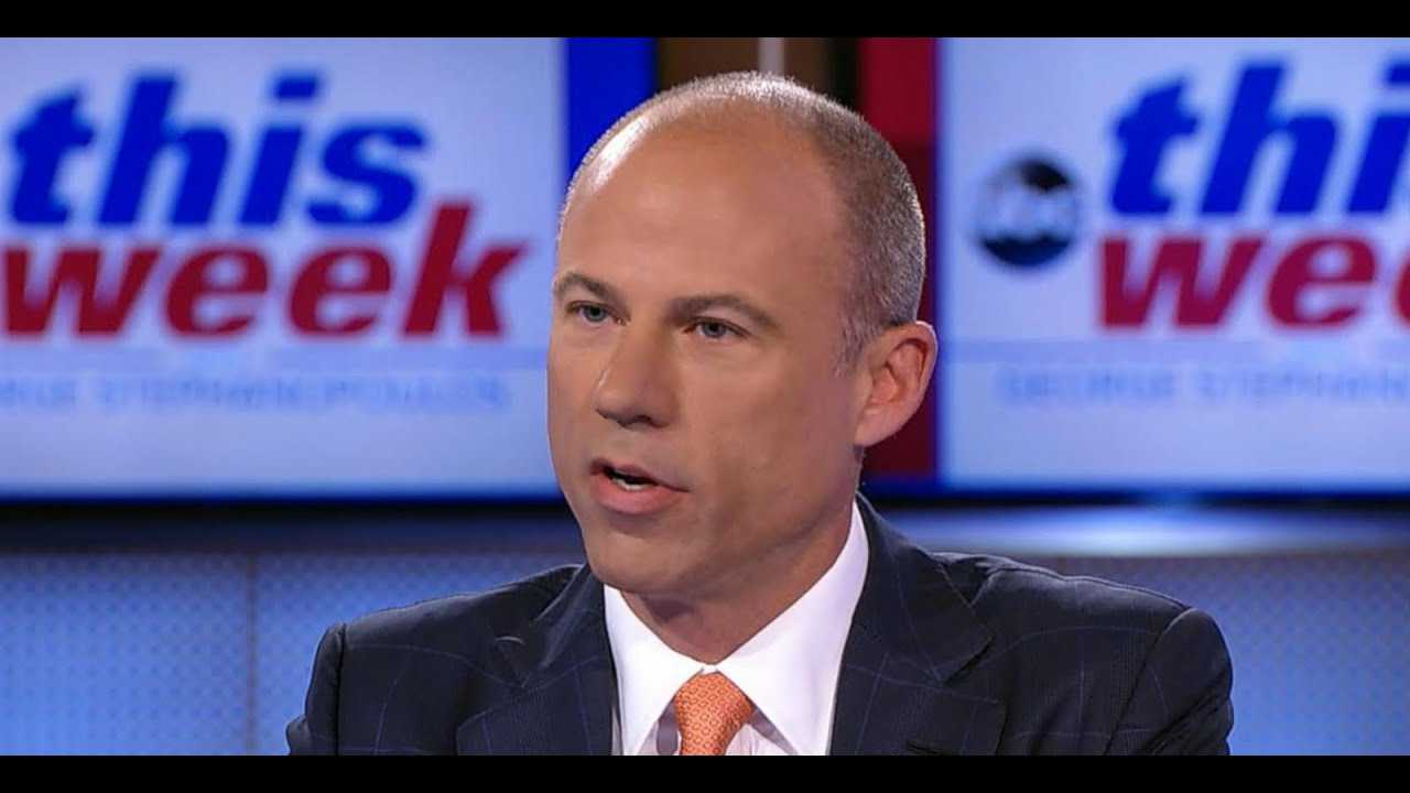 Avenatti says 'multiple tapes of Trump'; claims to know 'substance of some'