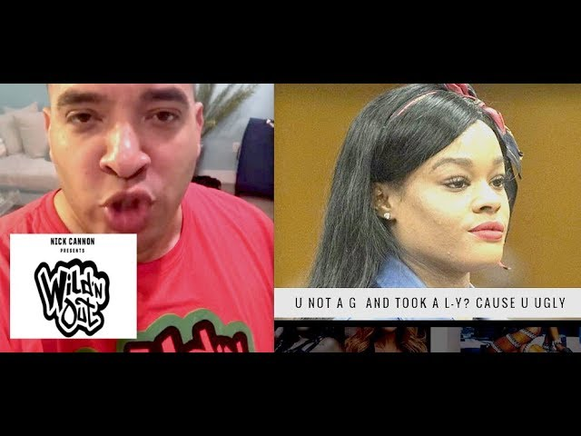 Azealia Banks Claims She Was SET UP By 'Wild N Out' Producers + Jason Lee Blasts Her