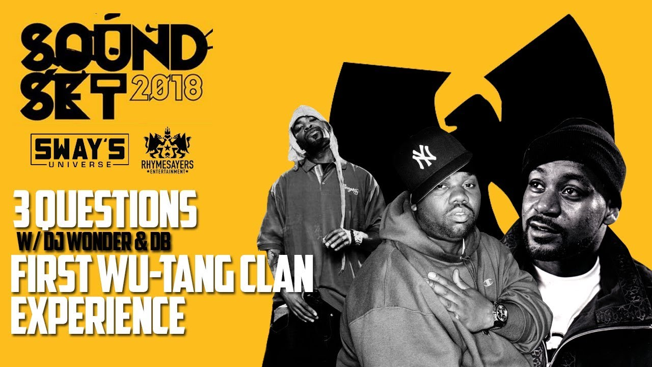 Behind The Scenes: What Was Your First Wu-Tang Clan Experience?