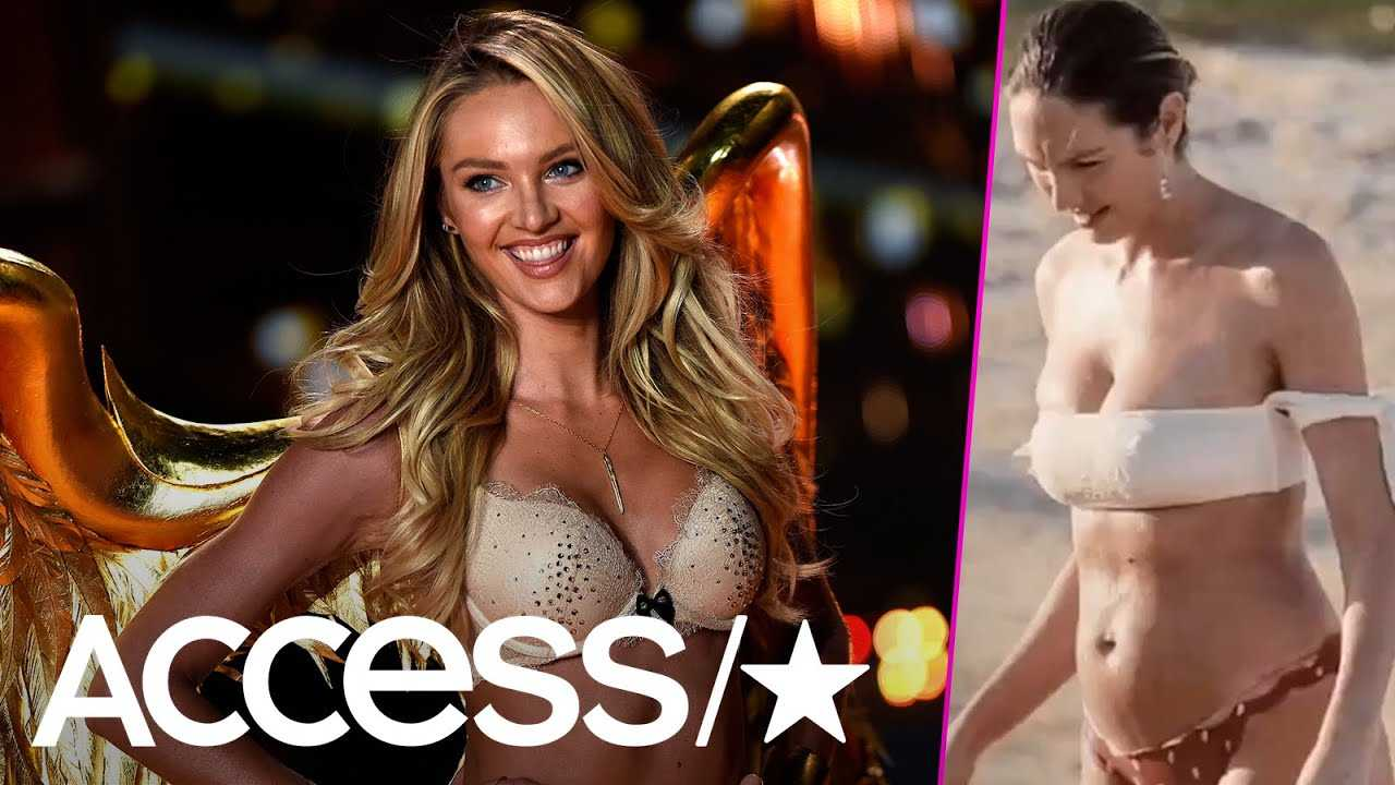 Candice Swanepoel Claps Back At Post-Baby Body Critics: 'Check Yourself' | Access