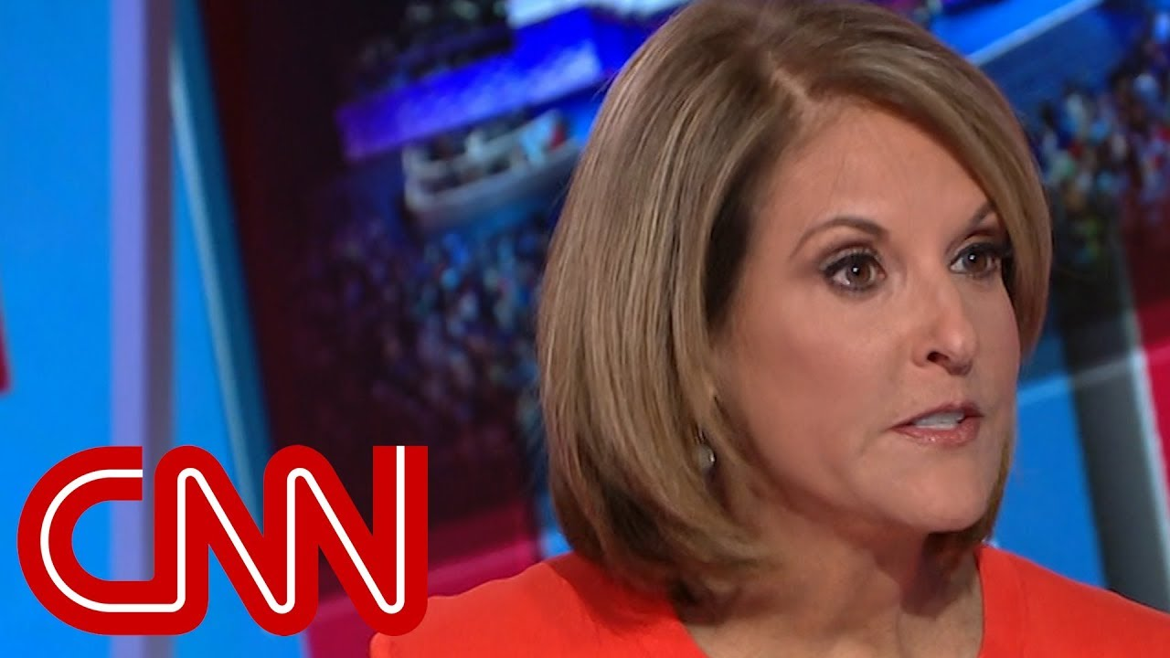 CNN analyst Gloria Borger: White House response is narcissistic
