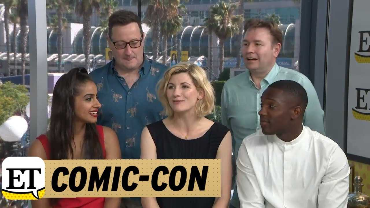 Comic-Con 2018: The Doctor Who Cast On Why It Was Time For A Female Doctor