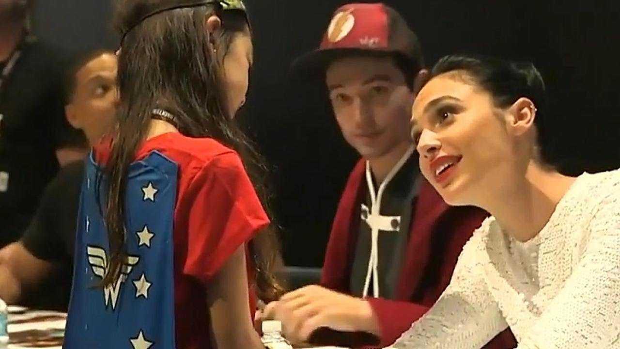 Comic-Con 2018: Wonder Woman, Aquaman and More!
