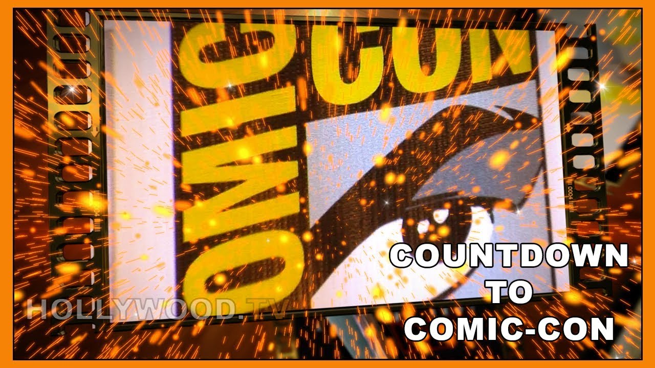 Count Down to Comic-Con 2018 - Hollywood TV