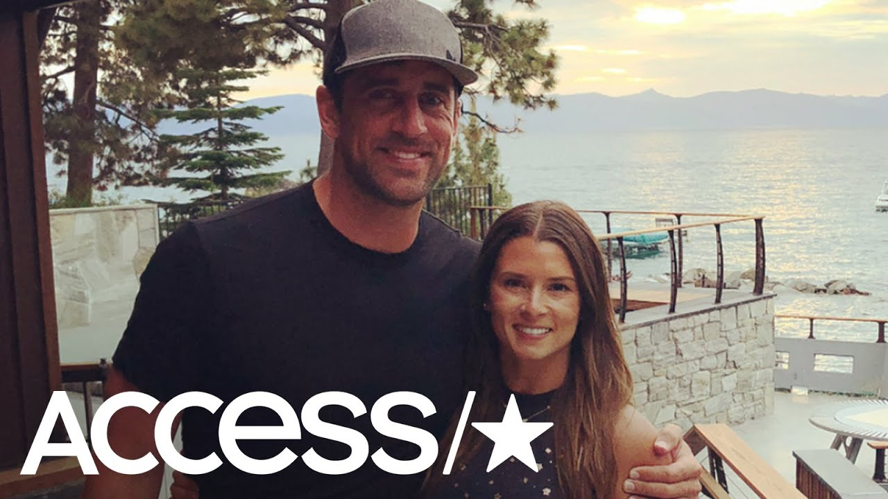 Danica Patrick Spills New Details About Her Relationship With 'Hot' Boyfriend Aaron Rodgers | Access