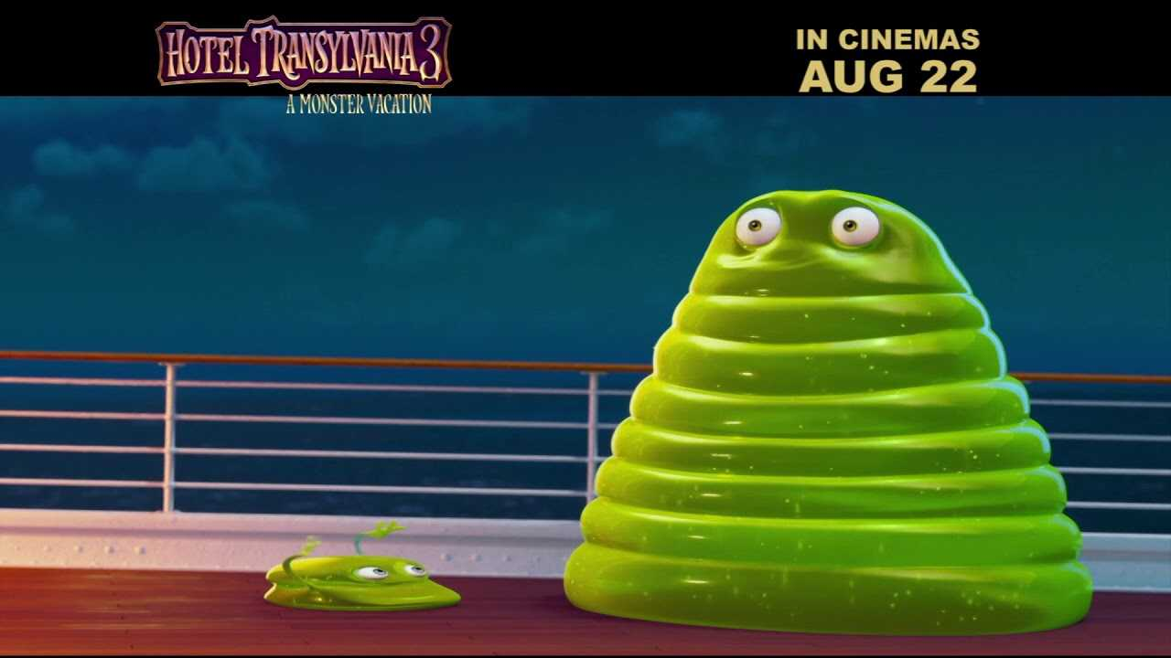 Dive into the Fun with Hotel Transylvania 3: A Monster Vacation