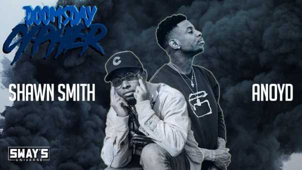 Doomsday Cypher '17: ANoyd and Shawn Smith