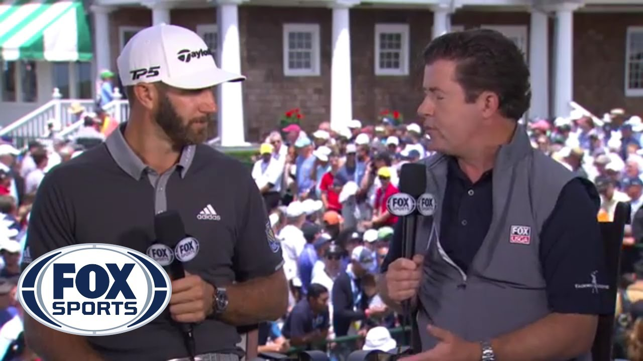 Dustin Johnson on his second round at Shinnecock Hills | 2018 U.S. OPEN
