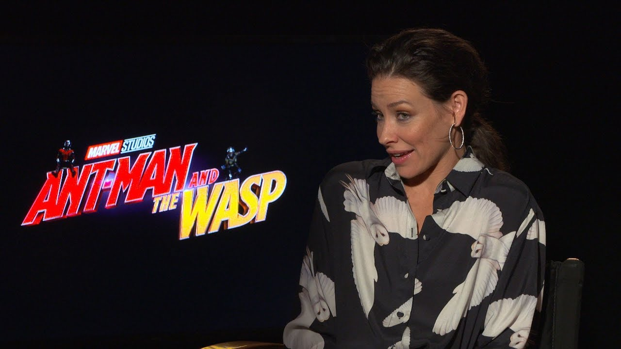 Evangeline Lilly Thinks The Wasp Could Take Down Thanos (And Spider-Man)