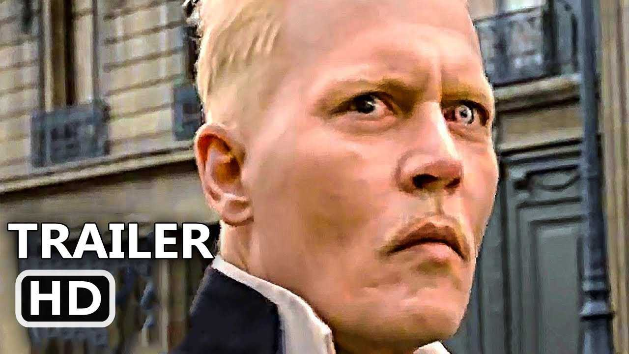 FANTASTIC BEASTS 2 Trailer # 2 (NEW 2018) The Crimes of Grindelwald, Harry Potter Movie HD