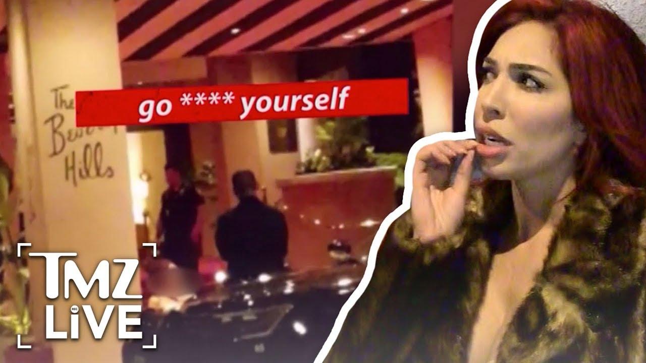 Farrah Abraham Arrested!!! | TMZ Live