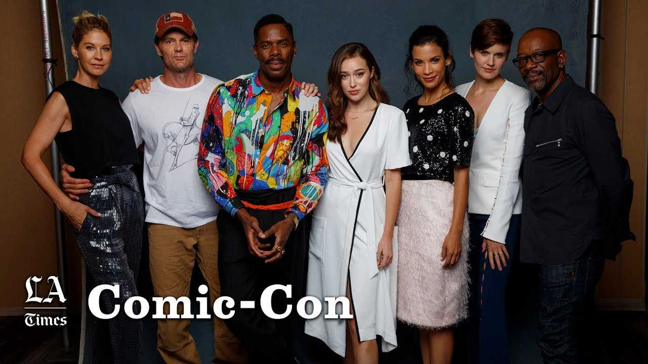 'Fear the Walking Dead' cast discuss the surprise death of major characters | Comic-Con