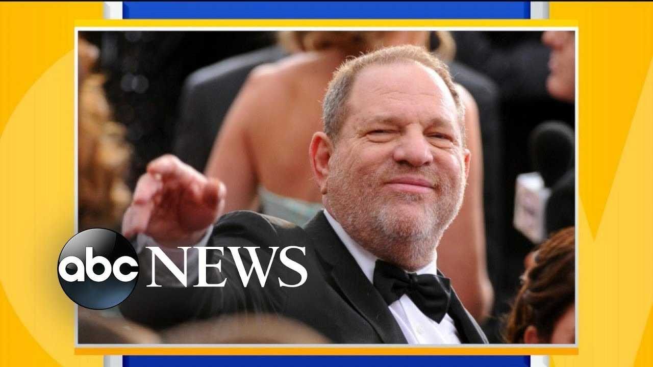 Harvey Weinstein faces new charges involving 3rd woman