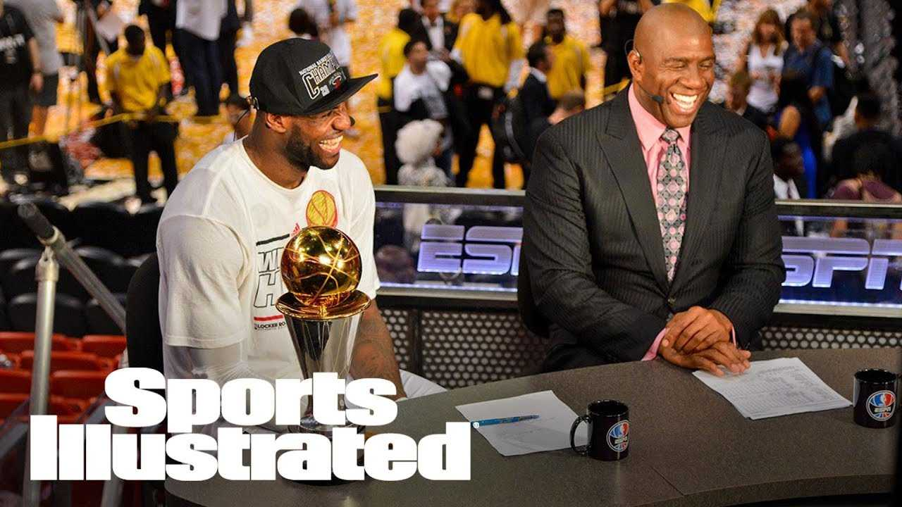 How Much Pressure Does Magic Johnson Face To Land LeBron James?   SI NOW   Sports Illustrated