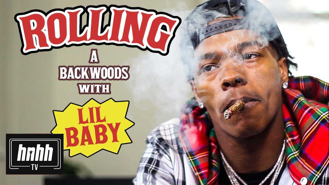 How to Roll a Backwoods with Lil Baby (HNHH)