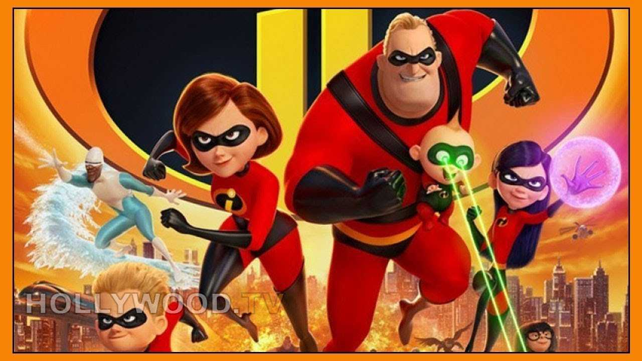 Incredibles 2 hits theaters - Hollywood TV