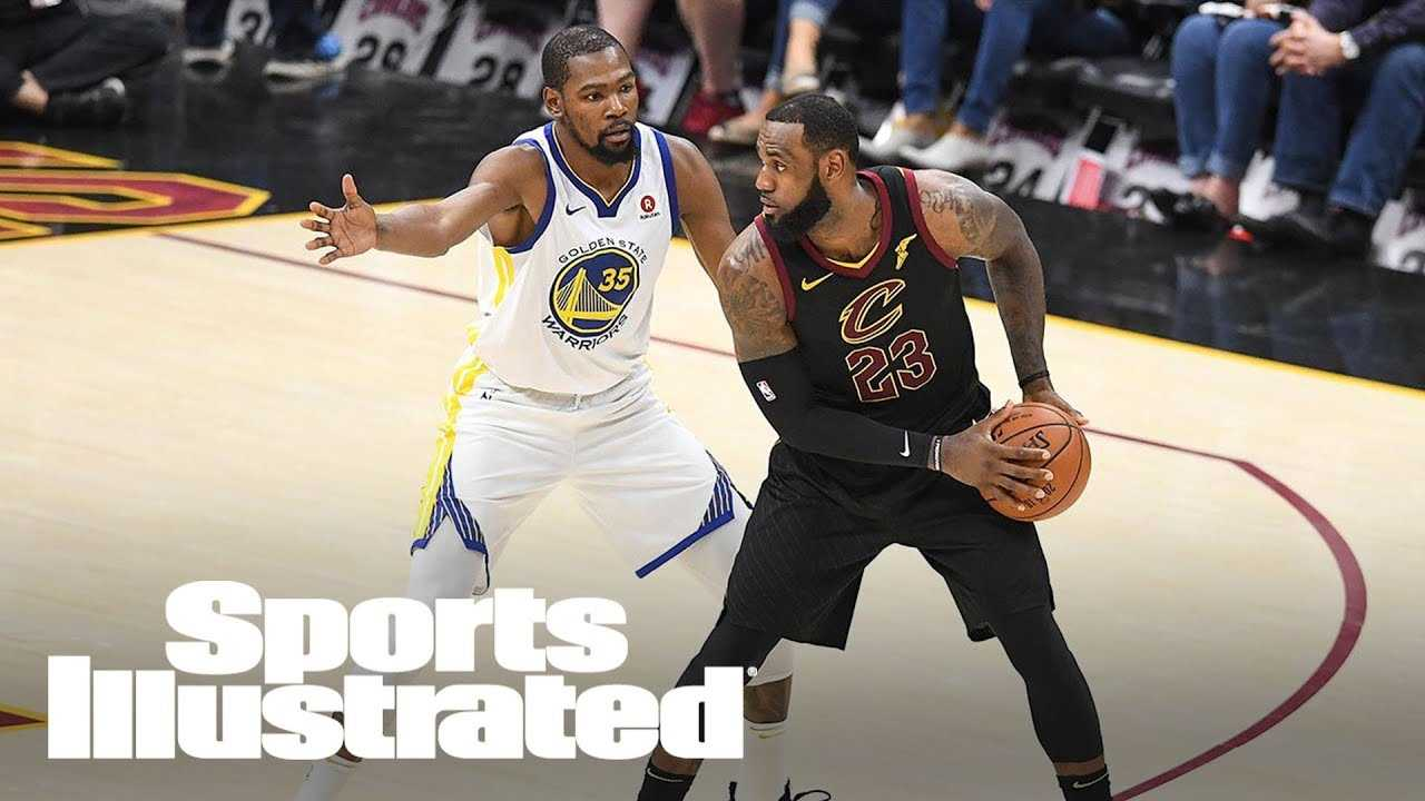 It May Take Years For LeBron To Get Past The Warriors | SI NOW | Sports Illustrated